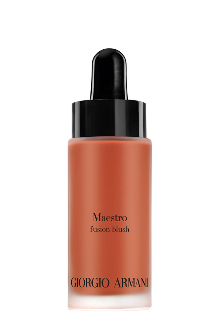 Colorete de Giorgio Armani: Maquillaje ligero verano
