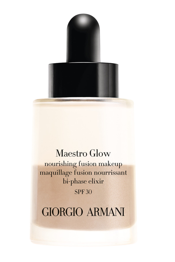 Maquillaje iluminador de Giorgio Armani: Maquillaje ligero verano
