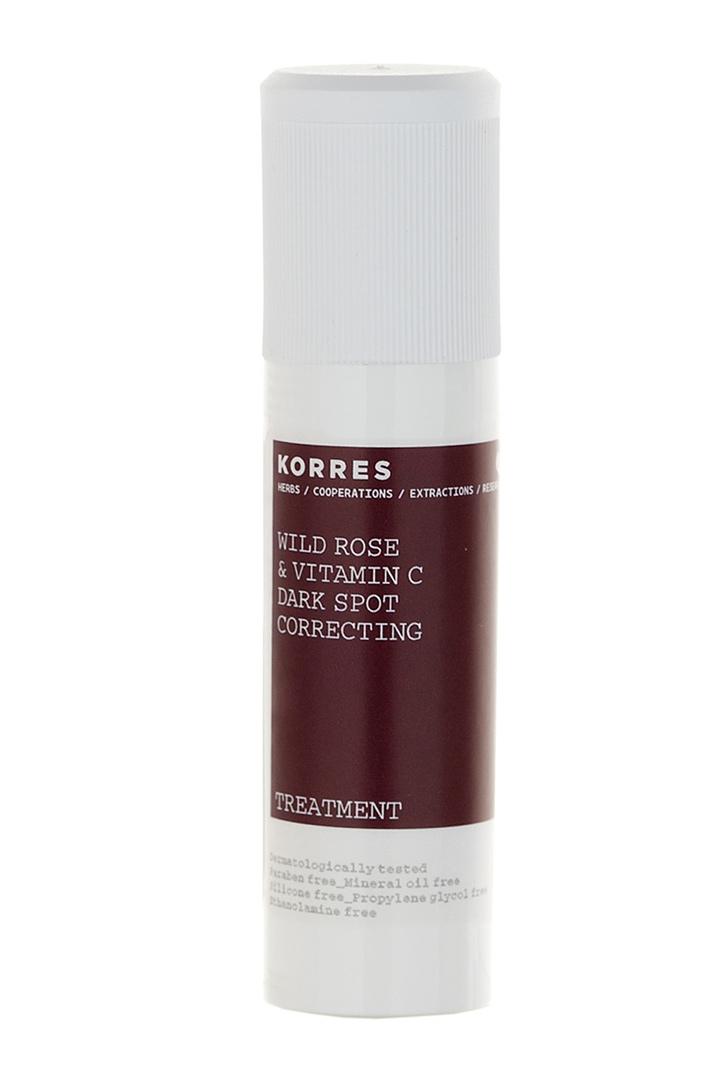 Maquillaje corrector de manchas de Korres: Maquillaje ligero verano