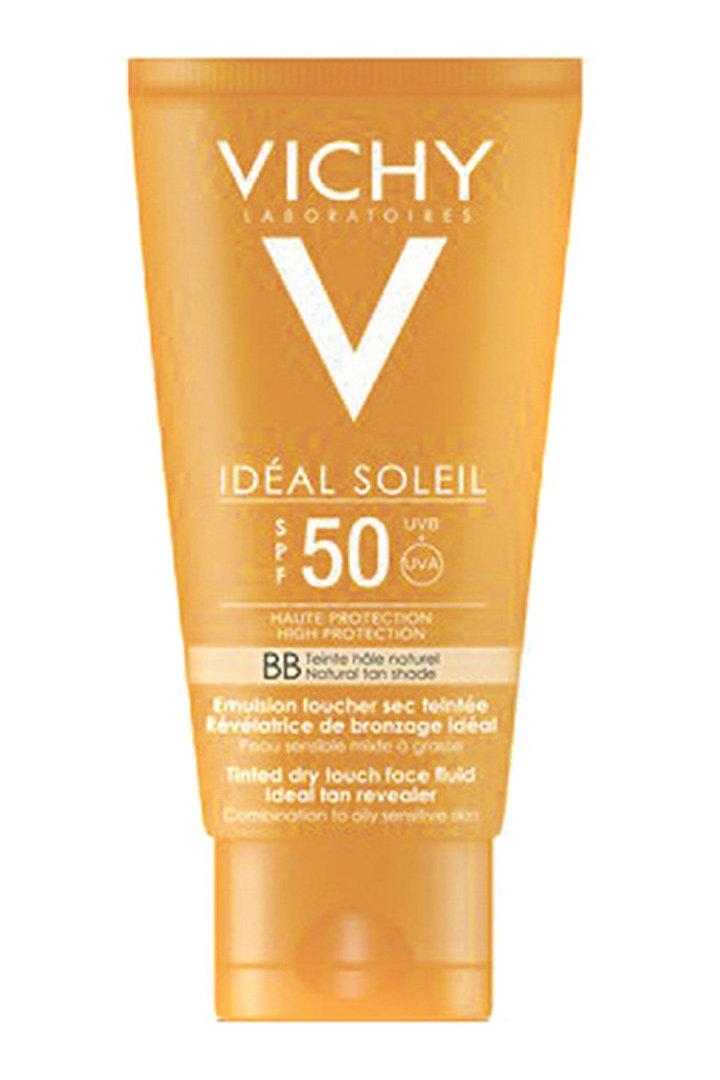 Maquillaje protector de Vichy: Maquillaje ligero verano
