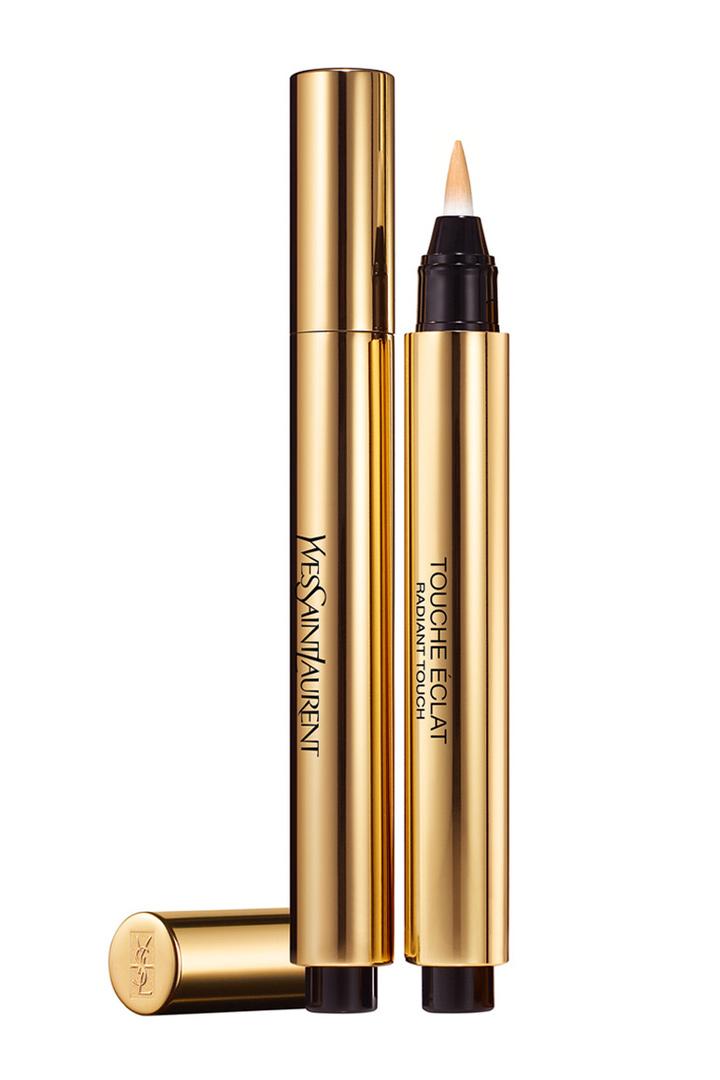 Iluminador Touche Éclat de YSL: Maquillaje ligero verano