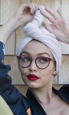 ¿Cómo maquillarte con gafas?