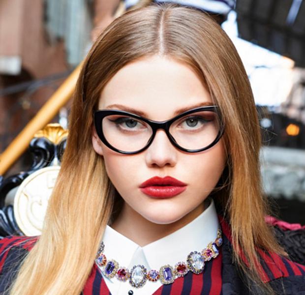 Maquillarte con gafas