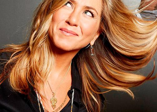 Marcas de belleza de celebrities Jennifer Aniston