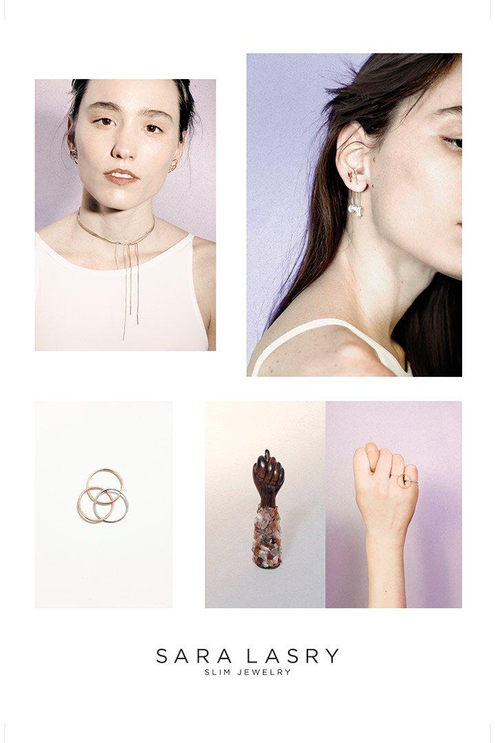 Marca de joyería española - sara lasry