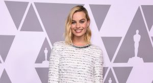 Margot Robbie, embajadora de Chanel