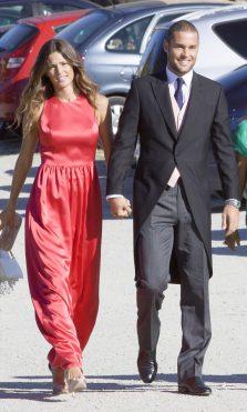 Malena Costa y Mario Suárez ya son papás