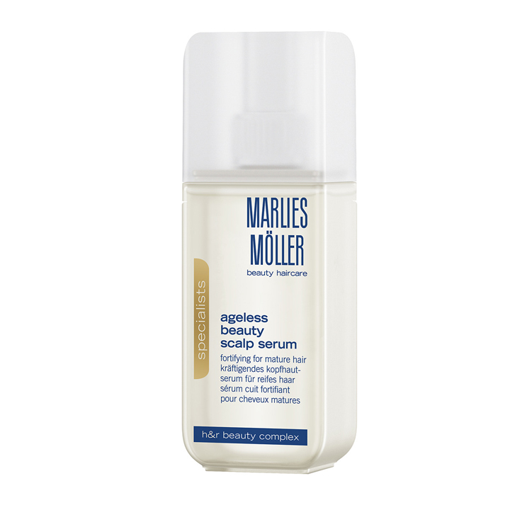 Sérum Ageless Beauty to Fortify & Protect Care de Marlies Möller: productos caída del cabello