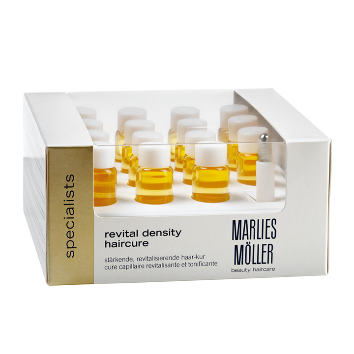 Revital Density Haicure Specialists de Marlies Möller: productos caída del cabello