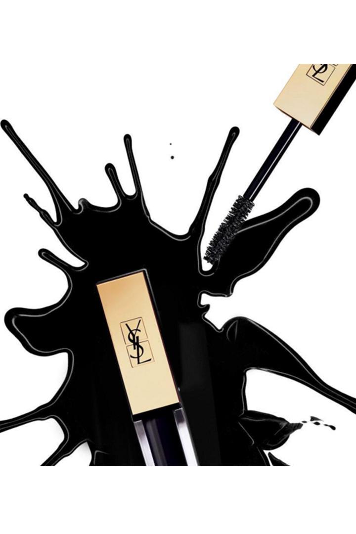 Mascara negra Vinyl Couture de Yves Saint Laurent