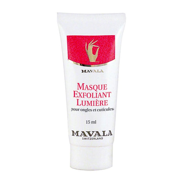 Mascarilla Exfoliante de uñas de Mavala: productos manicura profesional