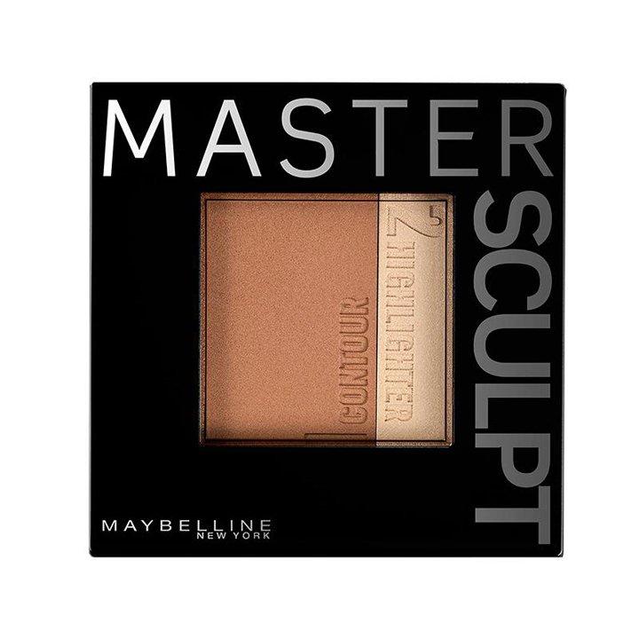Master Sculpt de Maybelline: productos contouring