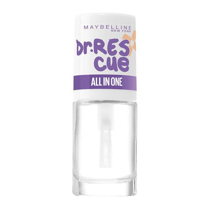 Tratamiento de uñas All In One Dr Rescue de Maybelline: productos tendencias beauty 2019