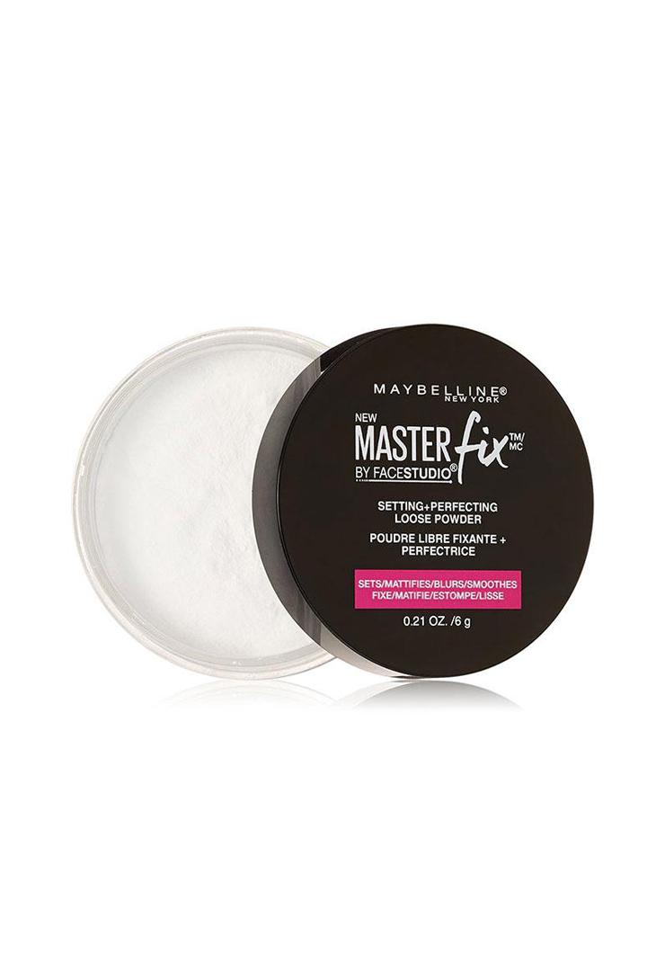 Polvos Translúcidos Master Fix de Maybelline: mejores polvos matificantes