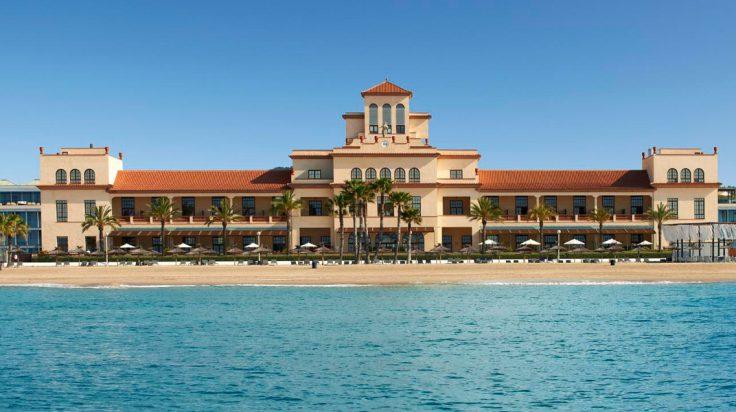 mejor hotel de playa en España