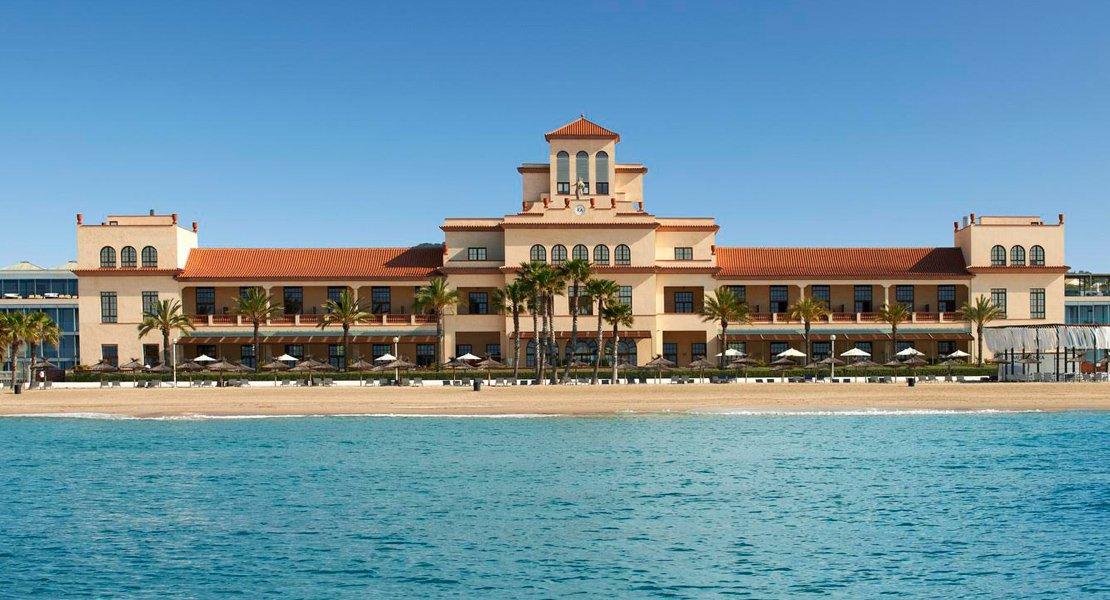 sabes cu l es el mejor hotel de playa de espa a moda