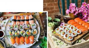 Los mejores restaurantes de sushi