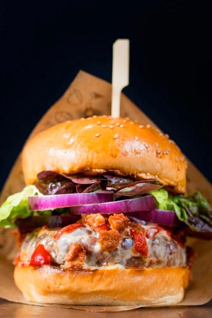 hamburguesas de Madrid goiko
