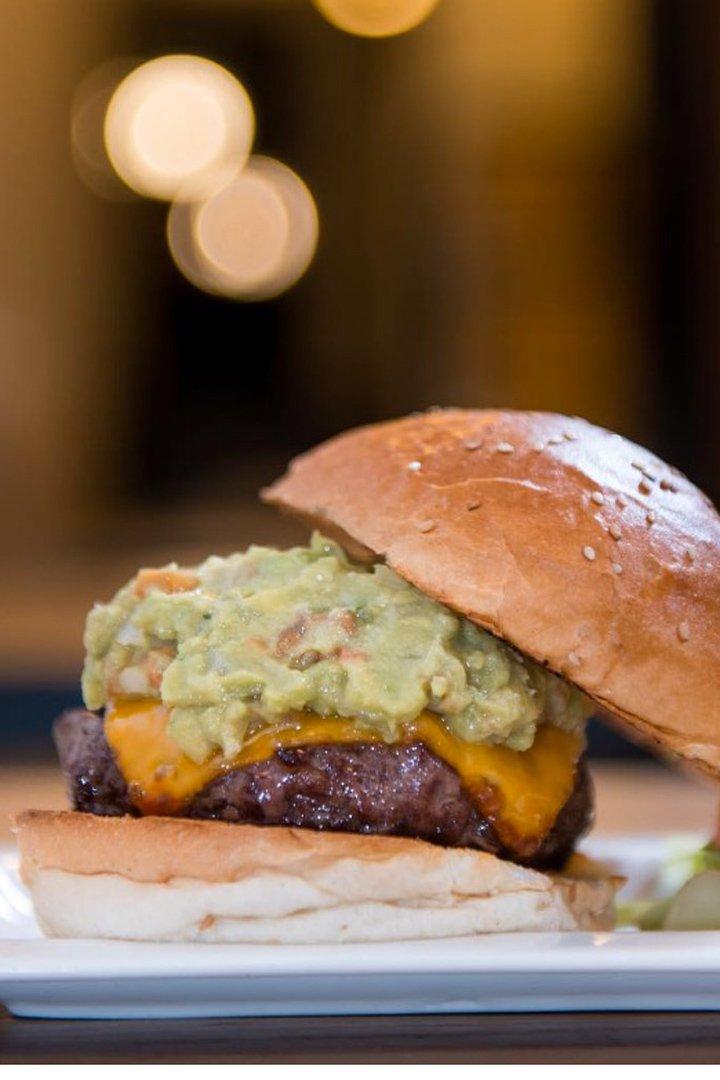 hamburguesas de Madrid mad grill