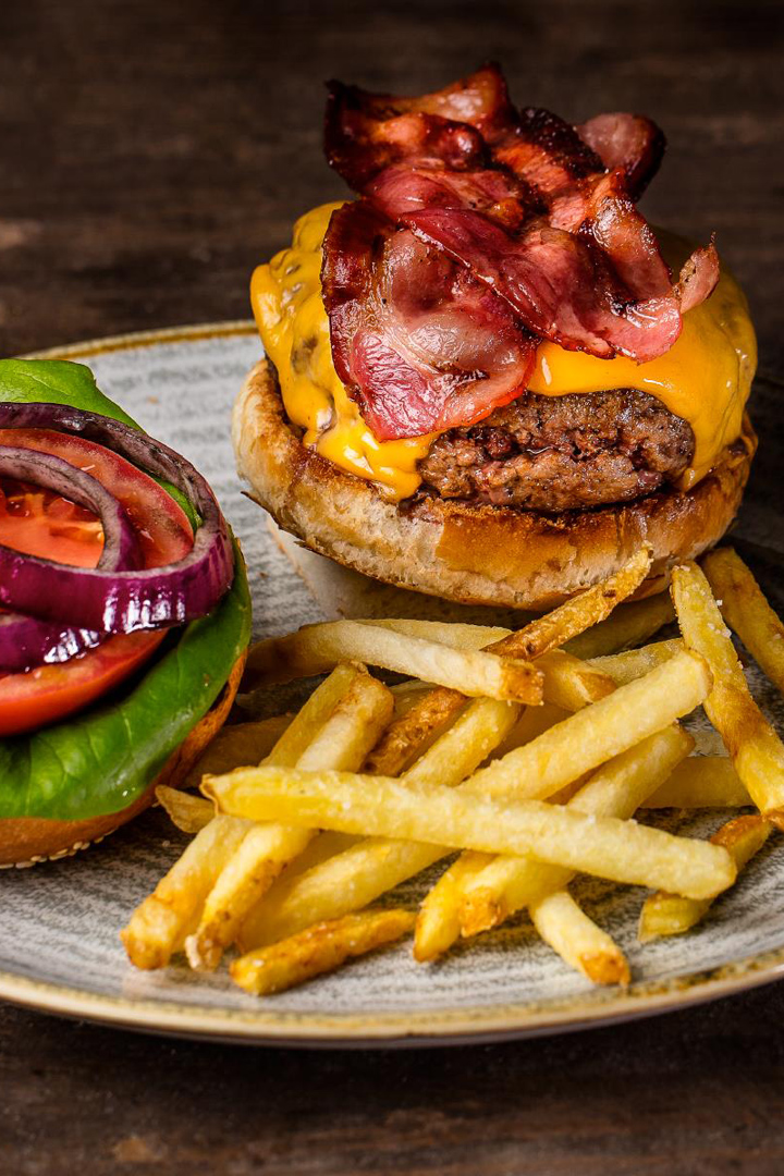 hamburguesas de Madrid nyb