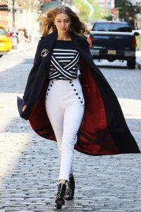Análisis de estilo en 100 looks de Gigi Hadid