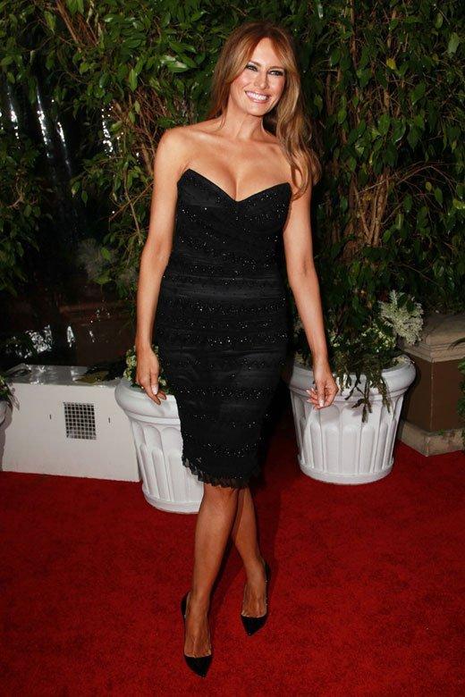 melania_trump-primera_Dama-estilo-vestido