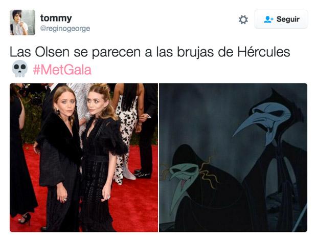 """Las """"brujas"""" Olsen"""
