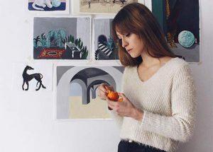 """Mercedes Bellido: """"No podría dejar de pintar nunca"""""""