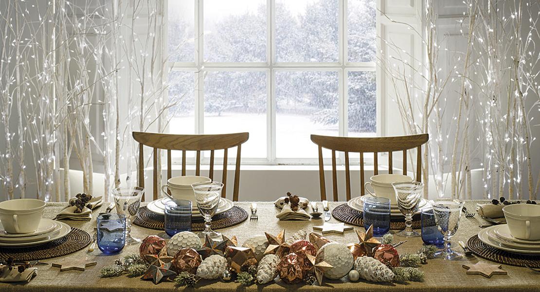 Ideas para decorar la mesa de nochevieja - Decoracion mesa nochevieja ...