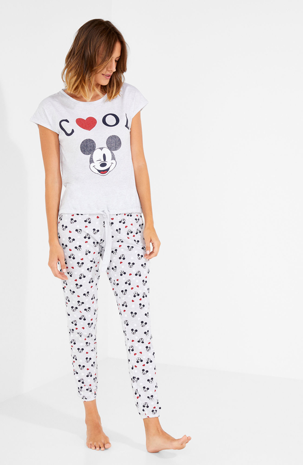Pijama de Mickey Mouse de Women Secret: pijamas