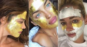 "La mascarilla ""gold"" y sus beneficios"