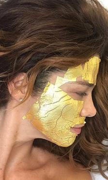 """La mascarilla """"gold"""" y sus beneficios"""