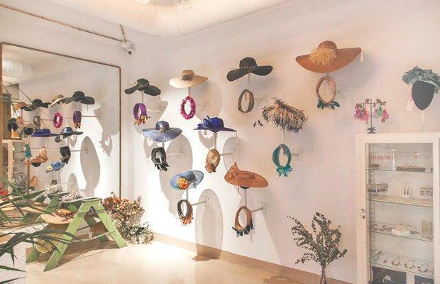 Mimoki: tocados, sombreros y mucho más