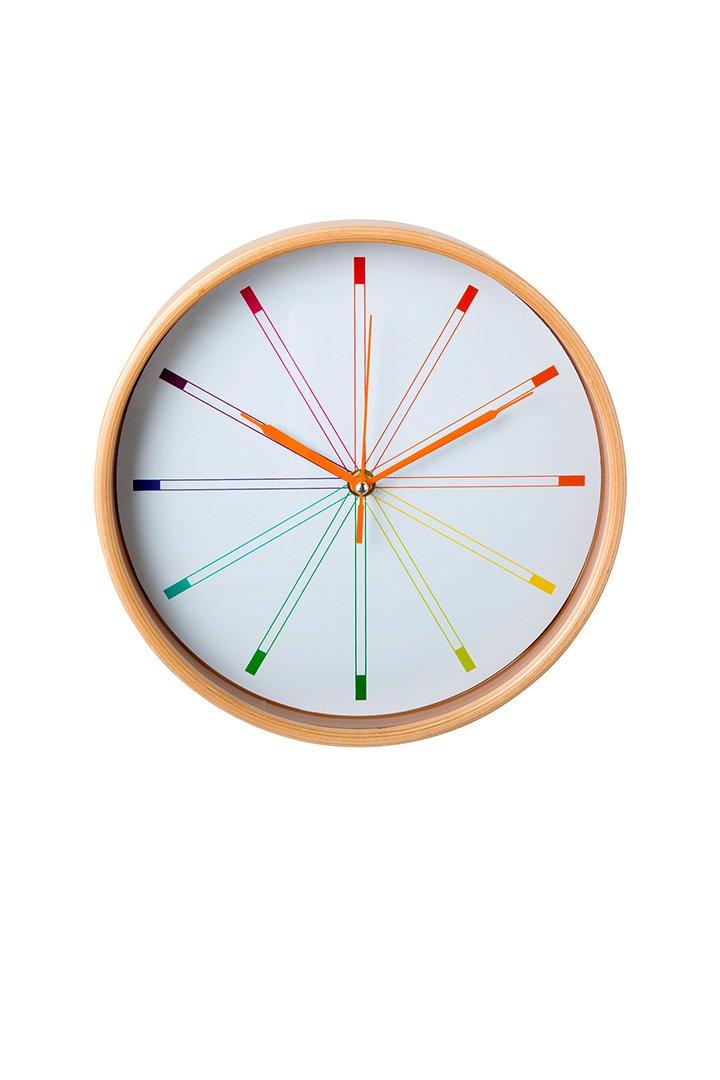 Reloj de pared de mini home