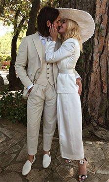 La boda de Miriam Giovanelli o cómo arriesgar y acertar