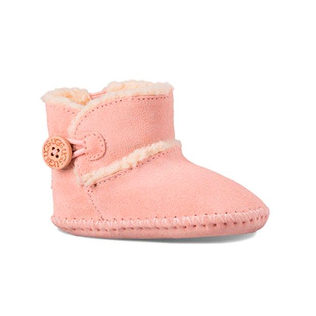 Ropa de niños otoño 2018: botas rosas