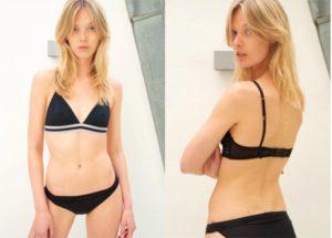 """El mensaje viral de una modelo rechazada por Louis Vuitton por ser """"demasiado gorda"""""""
