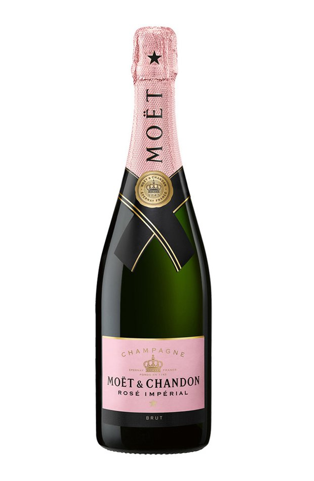 Champagne rosé brut Impérial de Moët & Chandon: regalos san valentín 2019