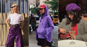 Ultra violeta: el color Pantone para el 2018