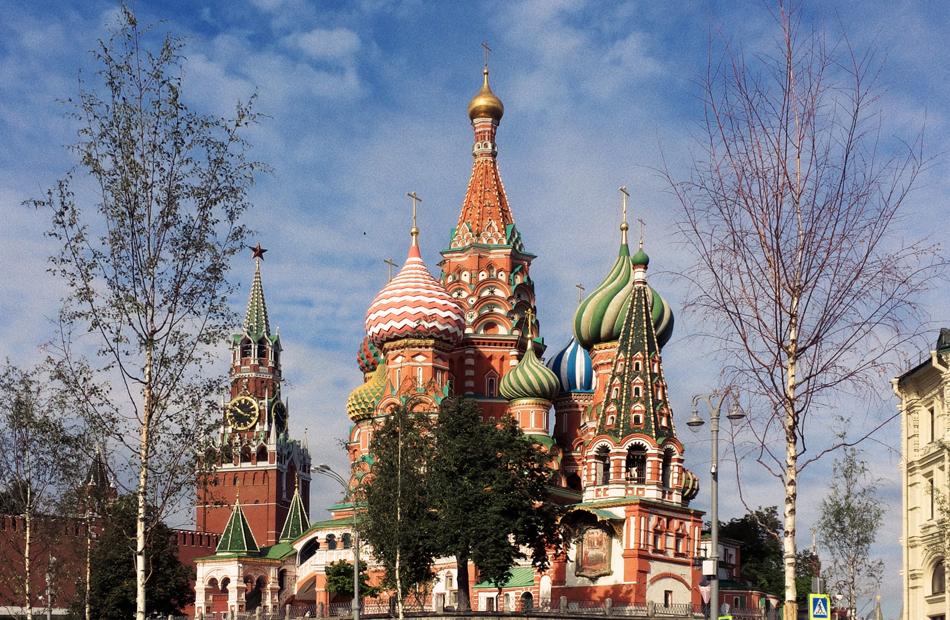 Moscú: destinos viajar en invierno