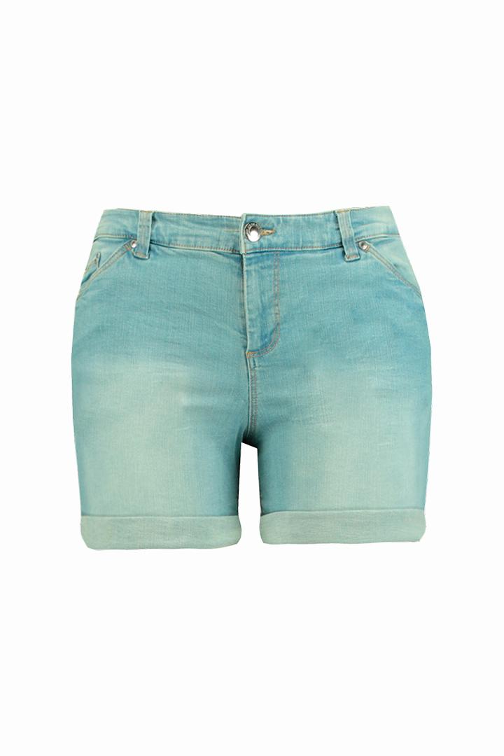 Shorts vaqueros de la colección FSTVL de Ms Moda