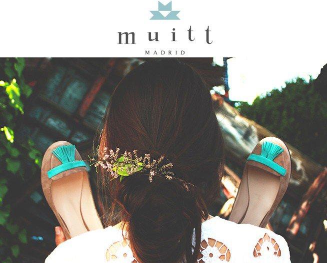 Viste tus pies con Muitt Madrid