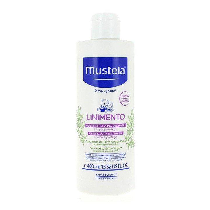 Linimento Higiene Zona Pañal de Mustela: productos mamás neceser