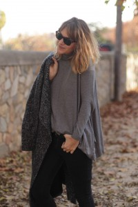 Total grey by My daily style