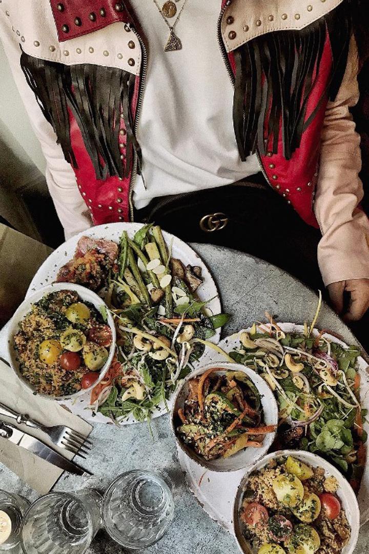 platos triunfan instagram