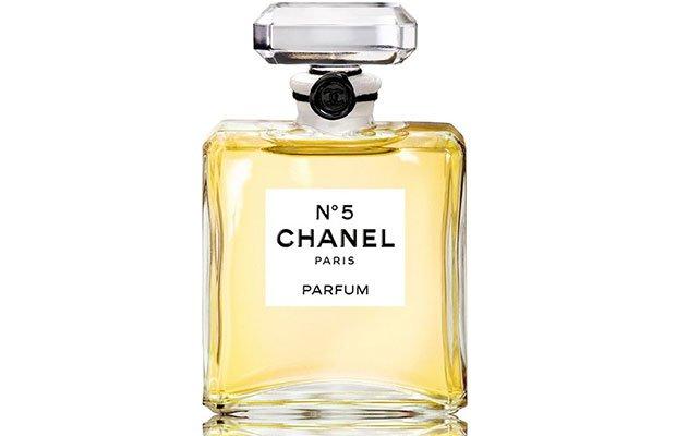 Icónico perfume de Chanel