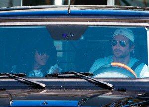 Bradley Cooper y Naomi Campbell, ¿más que amigos?
