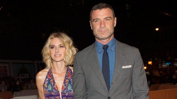 Naomi Watts y Liev Schreiber se separan
