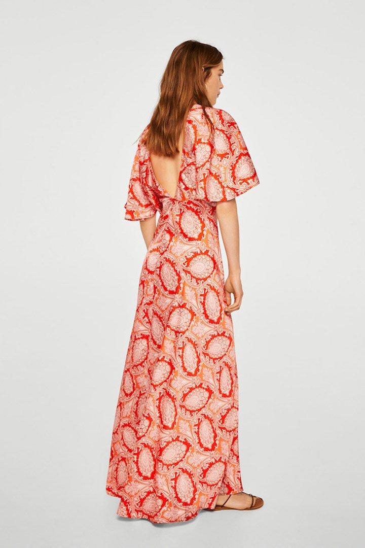 Mango: vestidos de invitada verano