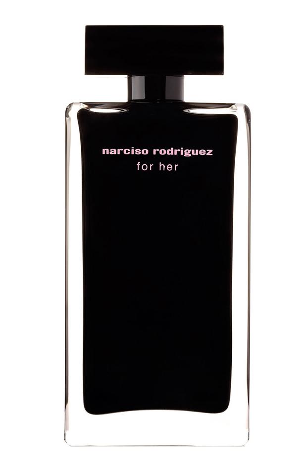Eau de Toilette Narciso Rodríguez for her: San Valentín regala perfumes